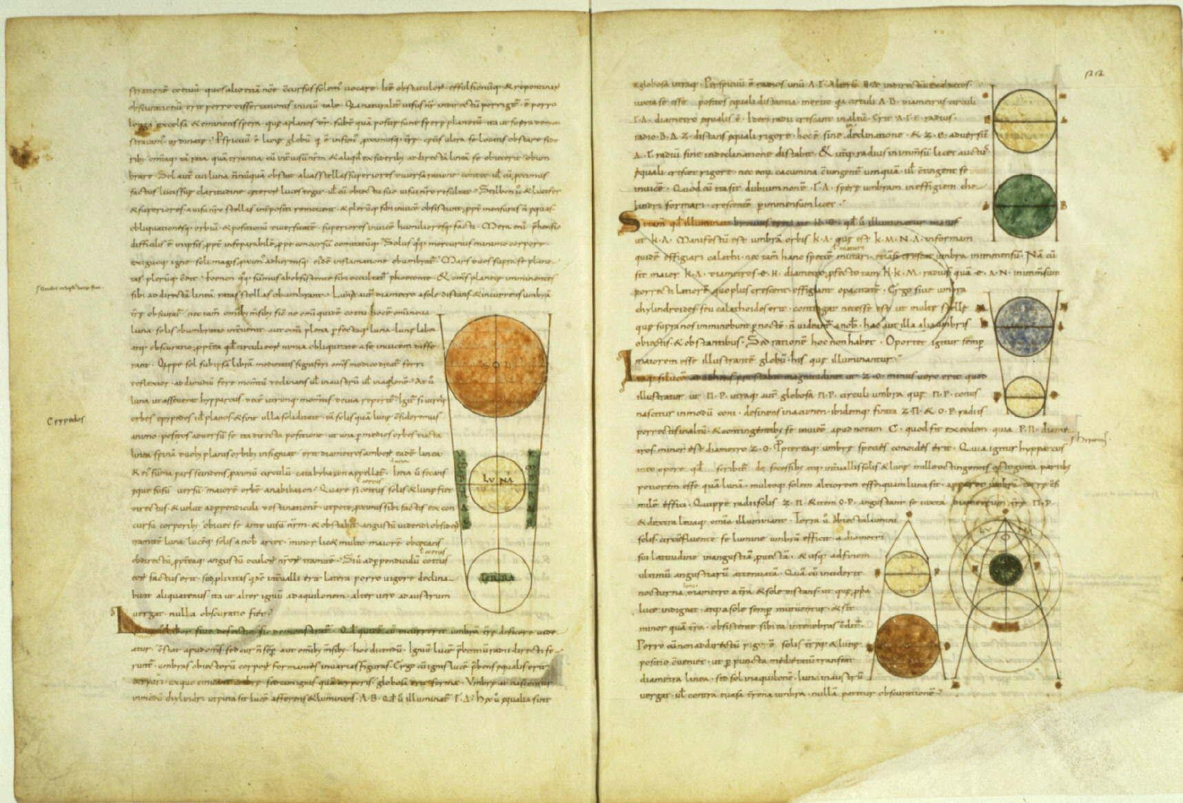 《蒂迈欧篇》抄本(1308)